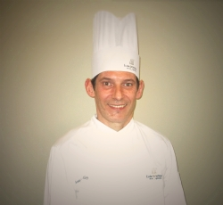 Chef Christophe Alary